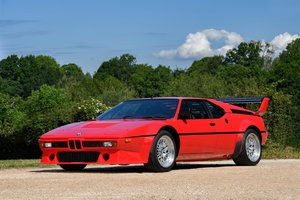 1979 BMW M1 - Ex Franz Farian of Boney M