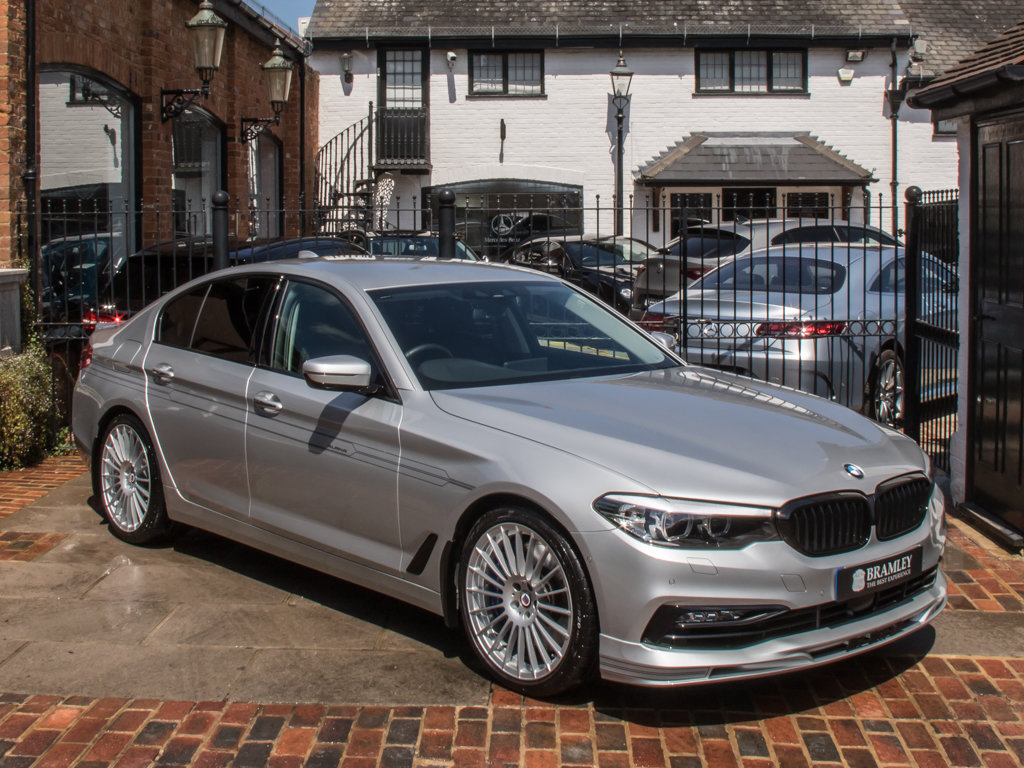 2019 BMW    ALPINA D5 S For Sale (picture 2 of 6)