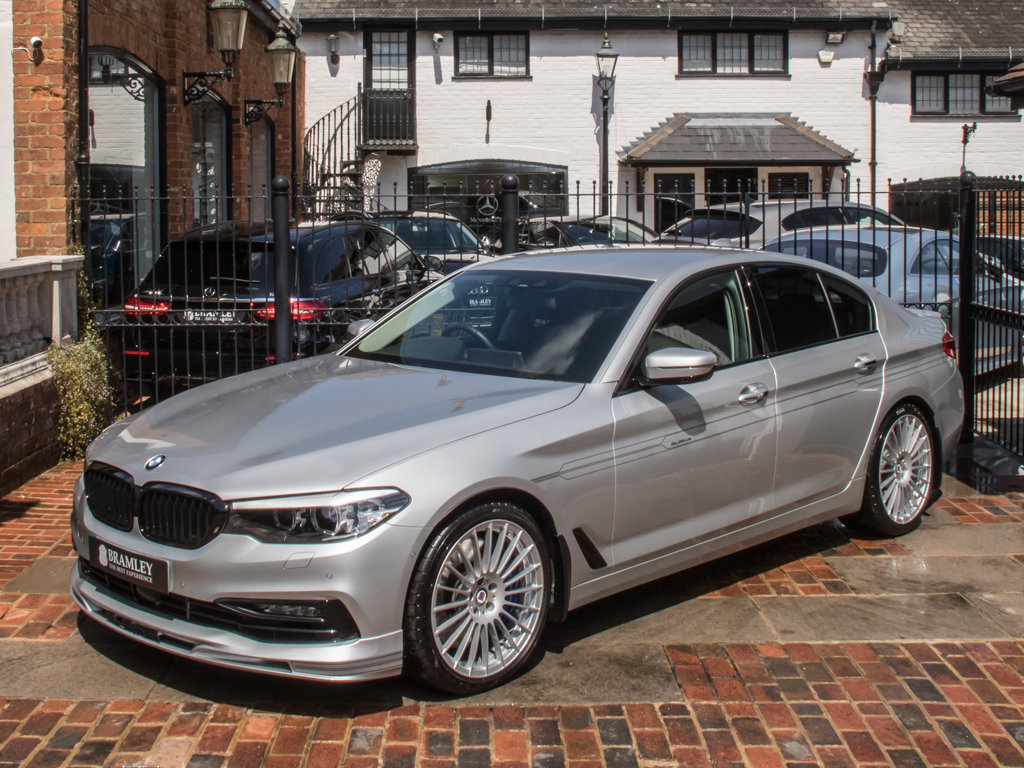 2019 BMW    ALPINA D5 S For Sale (picture 4 of 6)