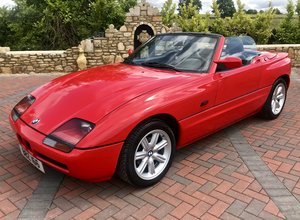 1991 BMW Z1 Uk Supplied