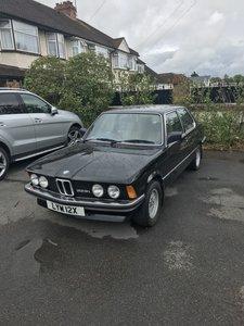 1982 BMW E21