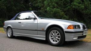 BMW Convertible E36 Automatic 323i  2494cc 1997 For Sale