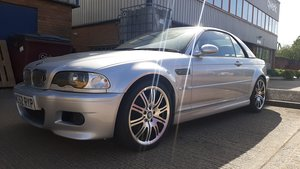 Picture of 2003 BMW M3 Cabriolet Individual SMGII