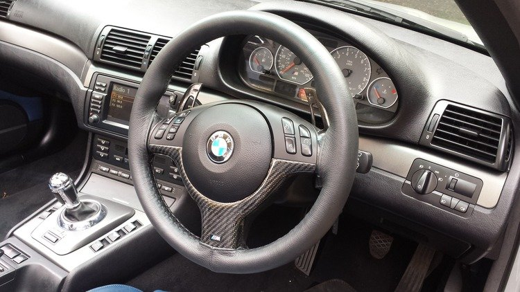 2003 BMW M3 Cabriolet Individual SMGII For Sale (picture 4 of 6)