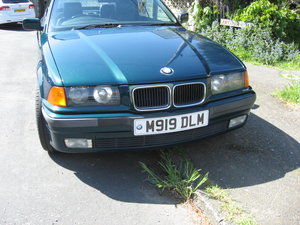 1995 BMW 3.28i Convertible