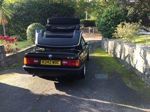 1992 BMW 3 Series E30 318i Cabriolet