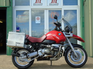 BMW R 1100 GS Two Former Keepers 23,700 Miles