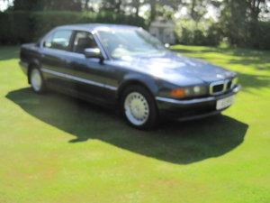 1996 BMW 7 Series 2 owner