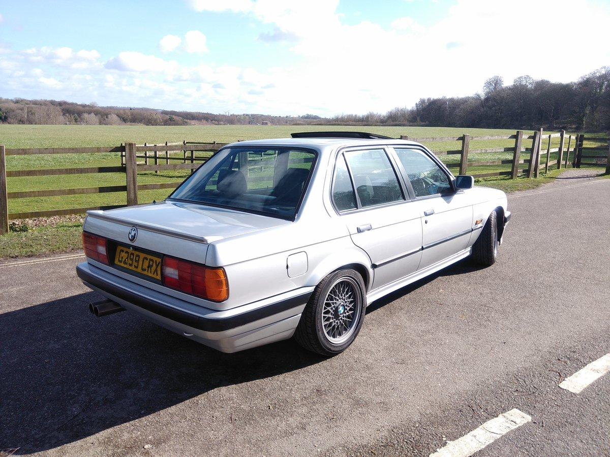 1990 BMW E30 325i SE For Sale (picture 2 of 6)