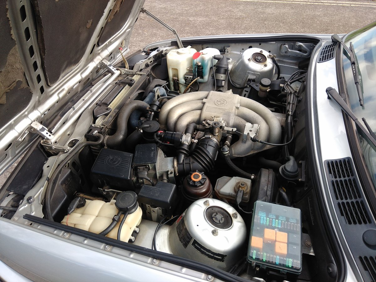 1990 BMW E30 325i SE For Sale (picture 6 of 6)