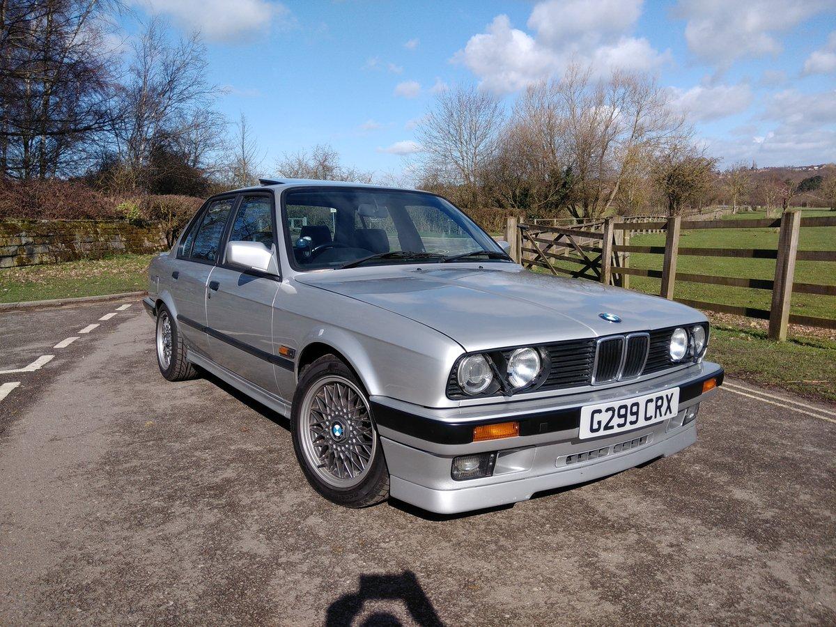 1990 BMW E30 325i SE For Sale (picture 1 of 6)