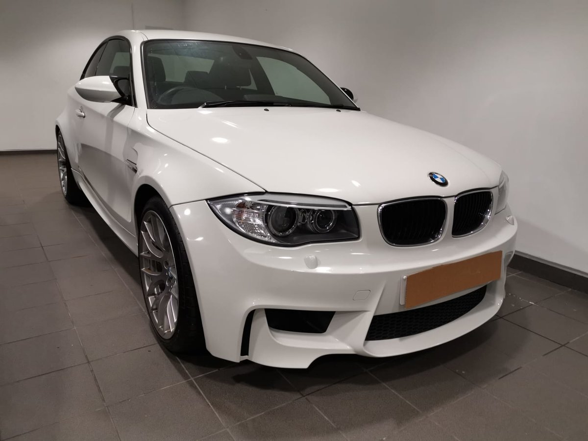 2012 BMW 1M COUPE For Sale (picture 1 of 6)