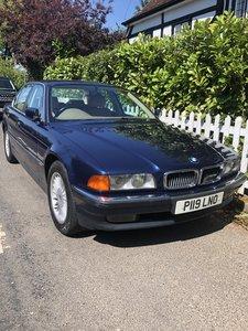 1997 BMW 728i Saloon