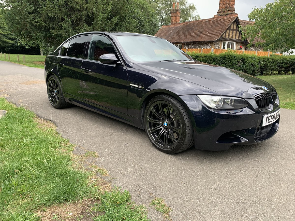 2009 BMW E90 M3 saloon manual For Sale (picture 2 of 6)