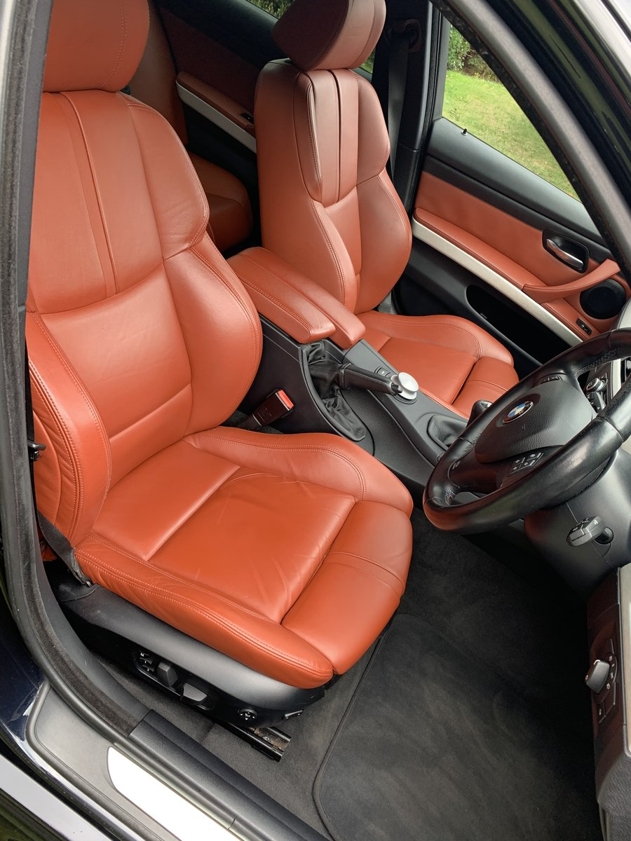 2009 BMW E90 M3 saloon manual For Sale (picture 5 of 6)