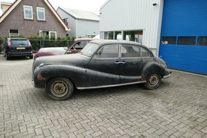 BMW 501 1954 Barnfind + parts car 9500,- Euro For Sale