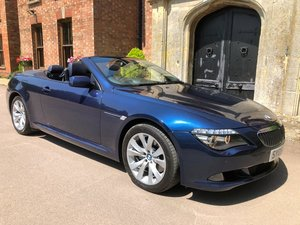 2009  BMW 650I v8 MANUAL FULL SERV HST 2 FORMER KEEPERS VGC