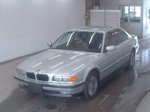 BMW 7 SERIES 740i 4.4 NOT A BARN FIND * ONLY 57000 MILES *