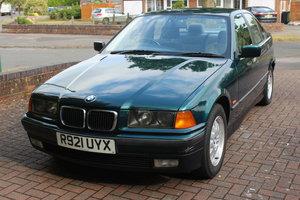 1998 BMW E36 318i SE 47k SH MOT MAY 2021 ZERO RUST