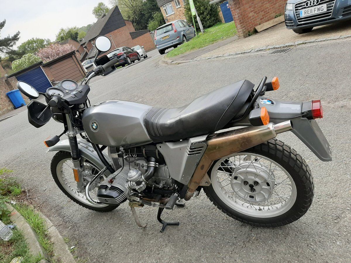 1982 BMW R80 ST For Sale (picture 2 of 6)