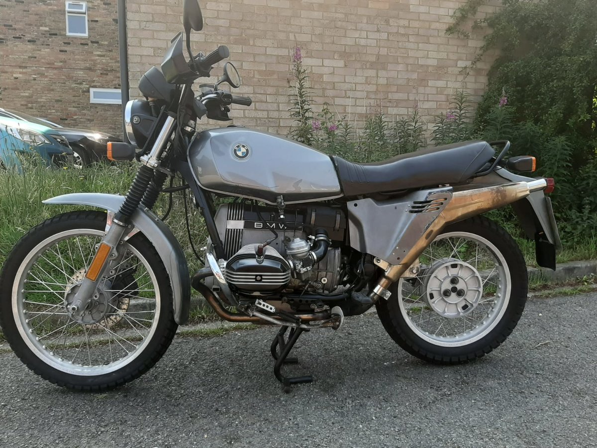 Picture of 1982 BMW R80 ST For Sale