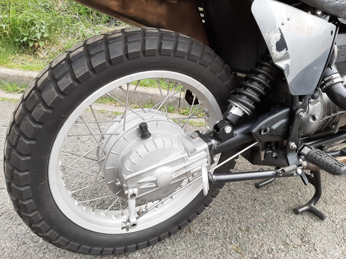 1982 BMW R80 ST For Sale (picture 4 of 6)