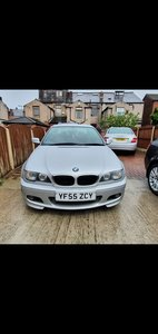 BMW 320cd m sport 6 speed manual