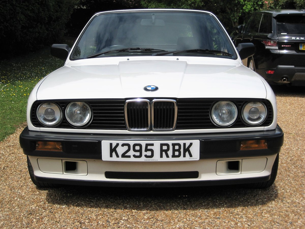 1993 BMW 318i Lux Auto Convertible With Same Owner Last 18 Years For Sale (picture 6 of 6)
