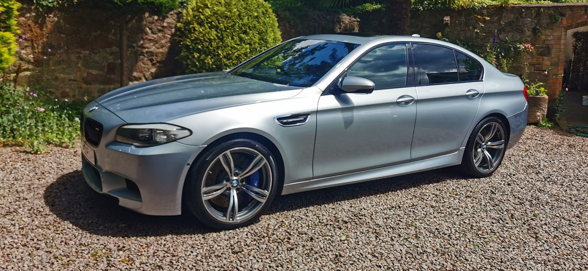 2011 BMW M5 F10 4.4 DCT HPI CLEAR *BMW WARRANTY* For Sale (picture 1 of 6)