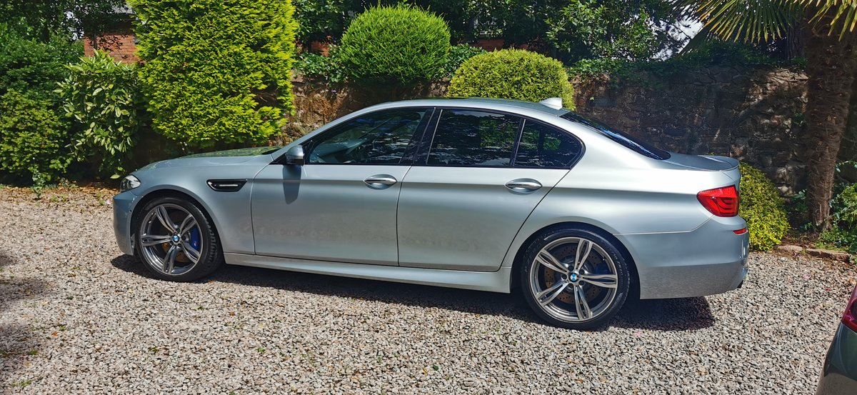 2011 BMW M5 F10 4.4 DCT HPI CLEAR *BMW WARRANTY* For Sale (picture 2 of 6)
