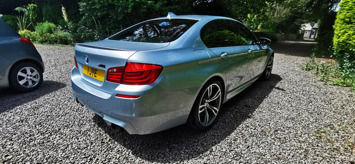 2011 BMW M5 F10 4.4 DCT HPI CLEAR *BMW WARRANTY* For Sale (picture 3 of 6)