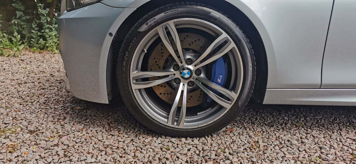 2011 BMW M5 F10 4.4 DCT HPI CLEAR *BMW WARRANTY* For Sale (picture 4 of 6)