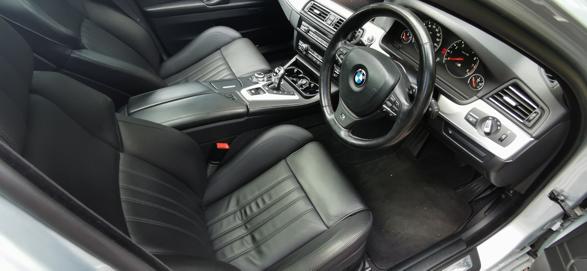 2011 BMW M5 F10 4.4 DCT HPI CLEAR *BMW WARRANTY* For Sale (picture 6 of 6)