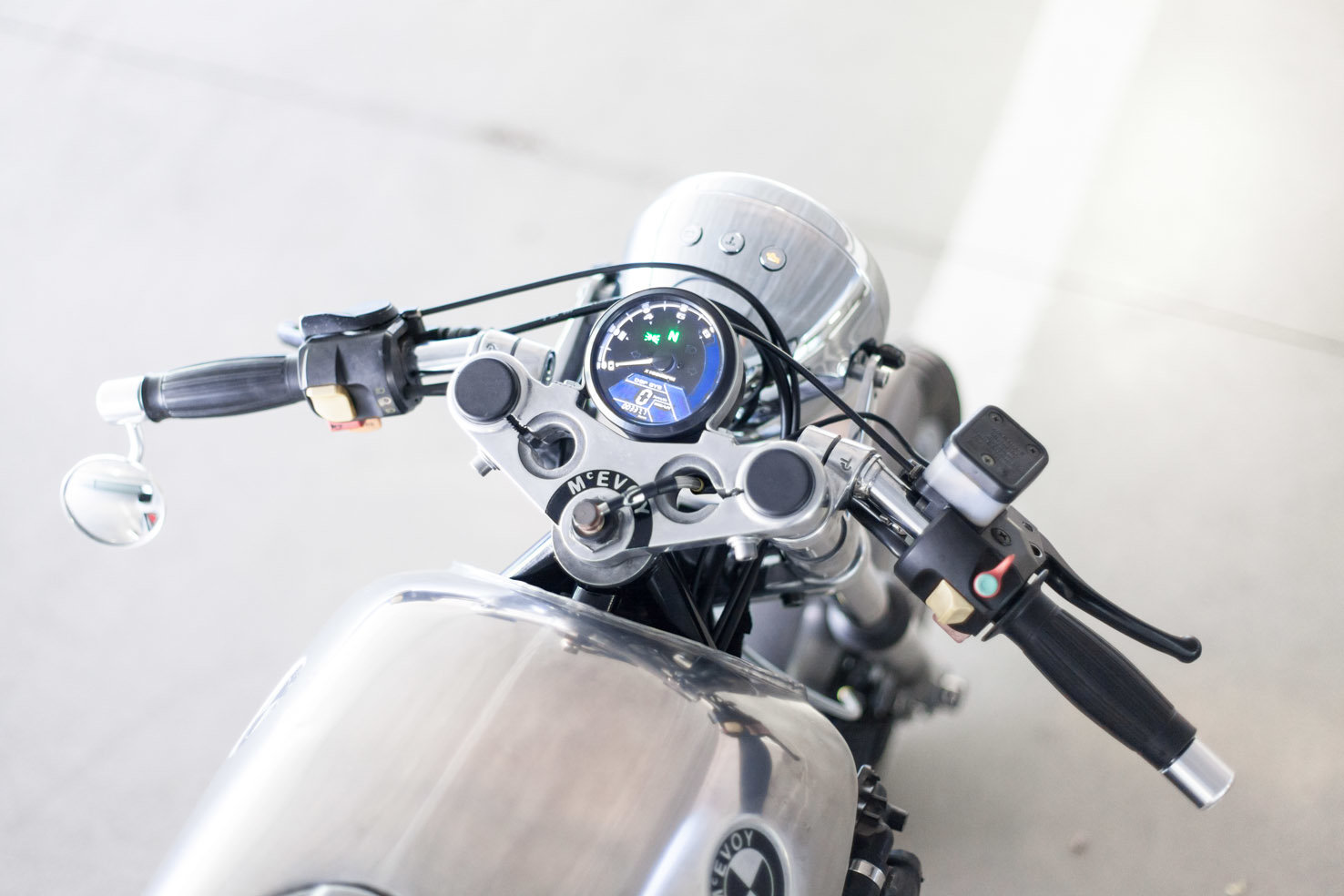 """1985 BMW K100 """"Cafe Racer"""" inspired custom build For Sale (picture 3 of 6)"""