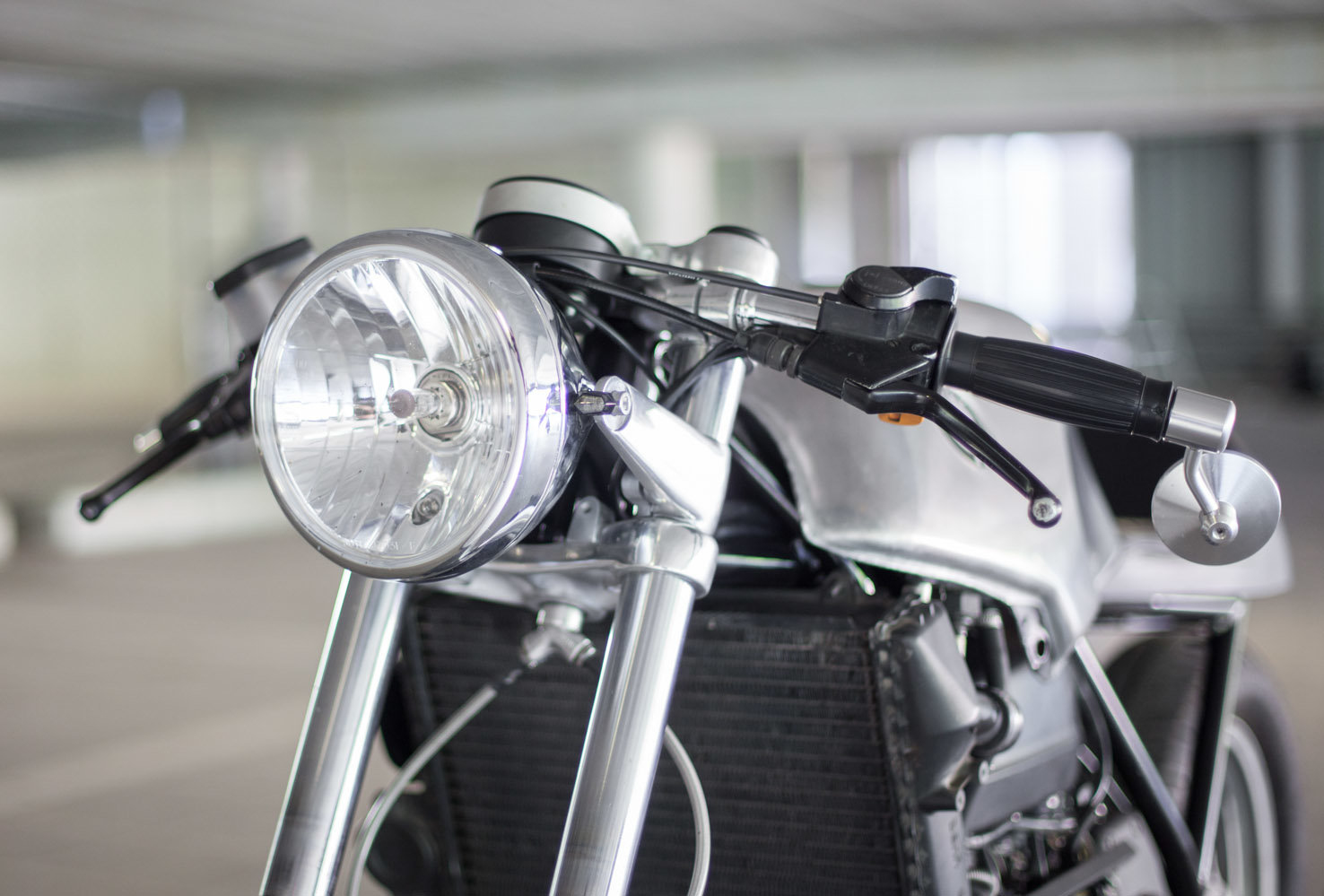 """1985 BMW K100 """"Cafe Racer"""" inspired custom build For Sale (picture 4 of 6)"""