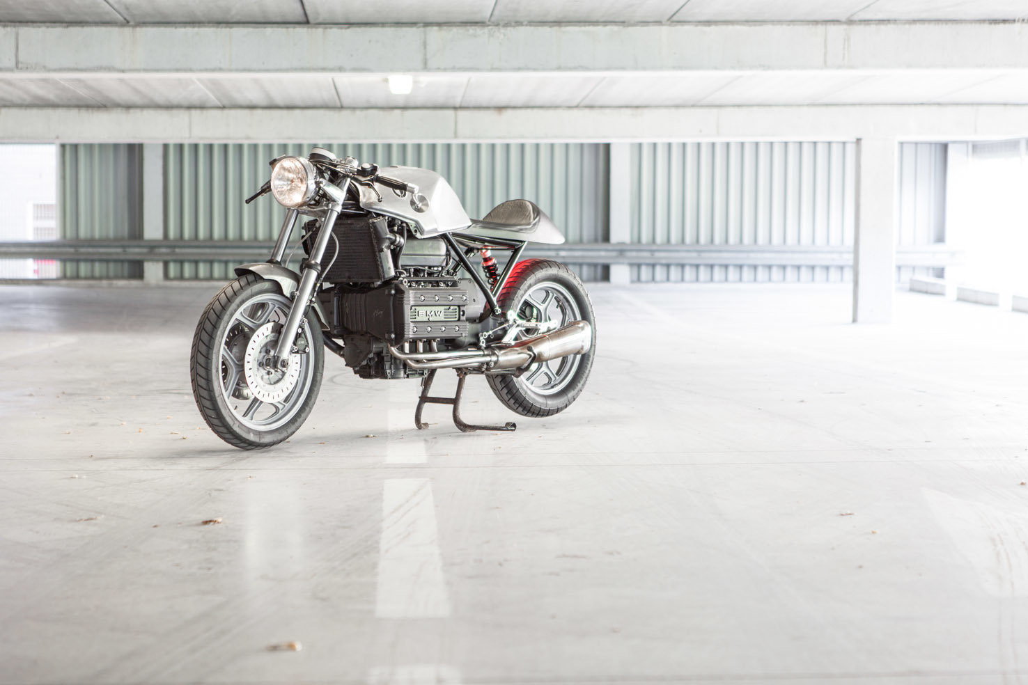 """1985 BMW K100 """"Cafe Racer"""" inspired custom build For Sale (picture 5 of 6)"""