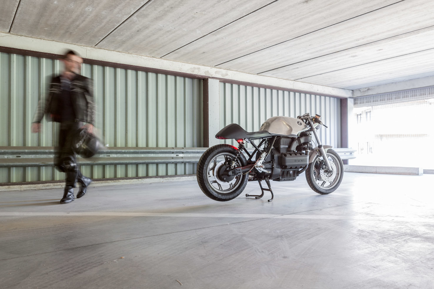 """1985 BMW K100 """"Cafe Racer"""" inspired custom build For Sale (picture 6 of 6)"""