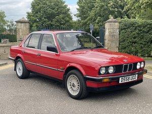 BMW E30 320i Original Example