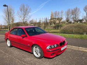 1999 BMW E39 528 M-Sport Automatic.