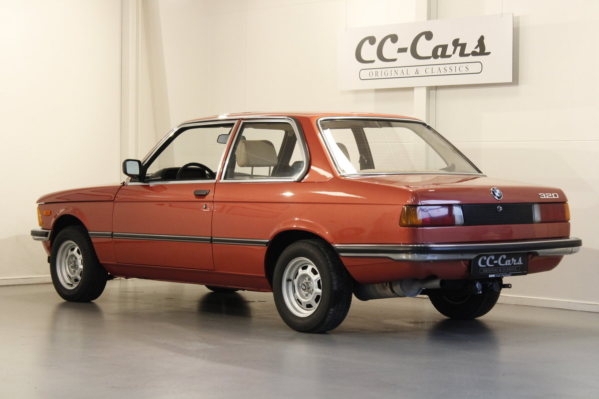 1982 BMW 320/6 E21  For Sale (picture 4 of 6)