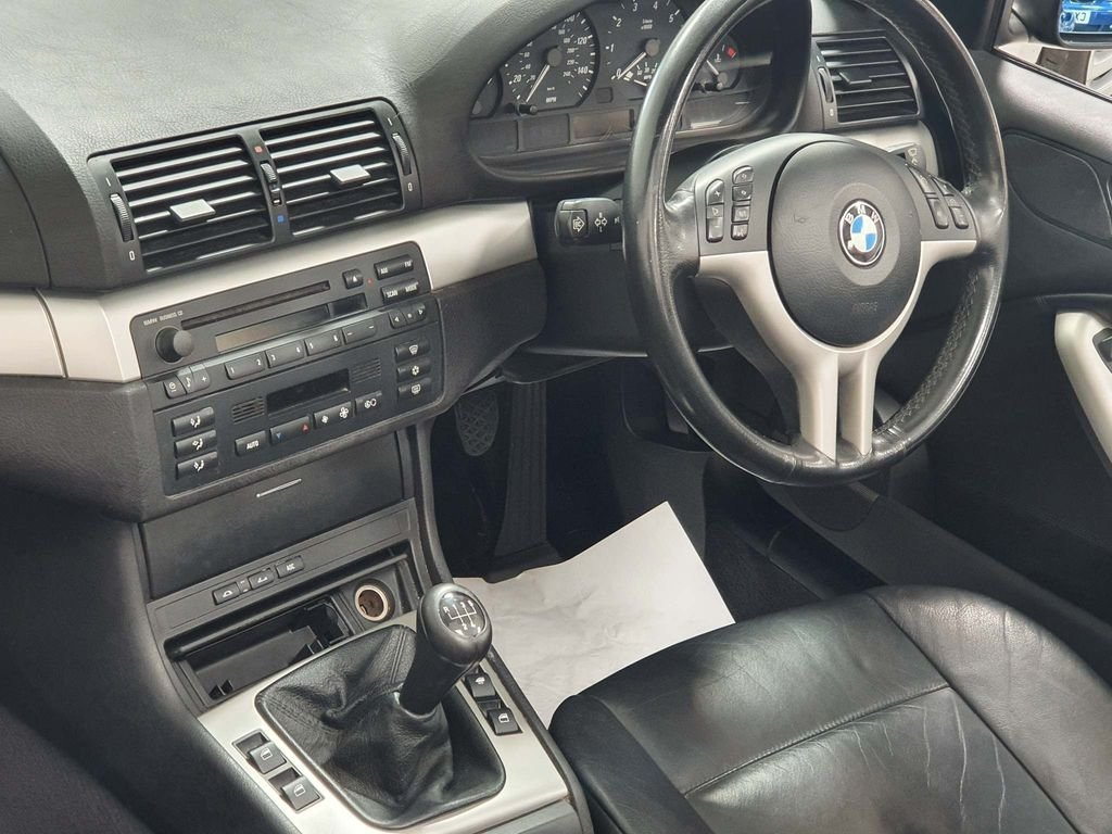 2003 BMW 3 Series Convertible - GENIUNE 72,000 MILES*STUNNING CAR For Sale (picture 5 of 6)