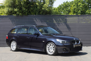 BMW (E61) 545i SPORT TOURING ONLY 23k