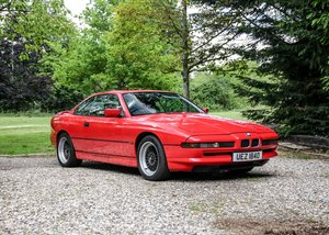 Picture of 1995 BMW 840Ci SOLD by Auction