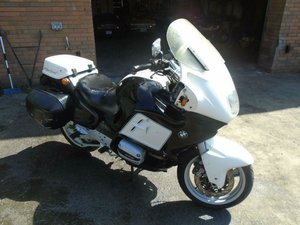 BMW R1100RT EX USA POLICE MOTORBIKE