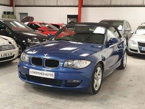 2008 BMW 1 SERIES 2.0 120i SE STUNNING*GEN 50,000 MILES