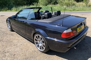 2006 BMW M3 CONVERTIBLE SMG
