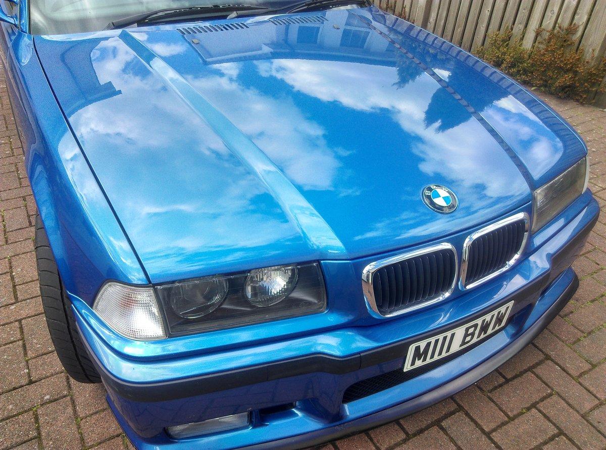 1998 BMW E36 M3 EVO For Sale (picture 1 of 6)