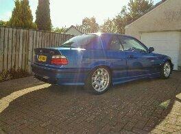 1998 BMW E36 M3 EVO For Sale (picture 3 of 6)