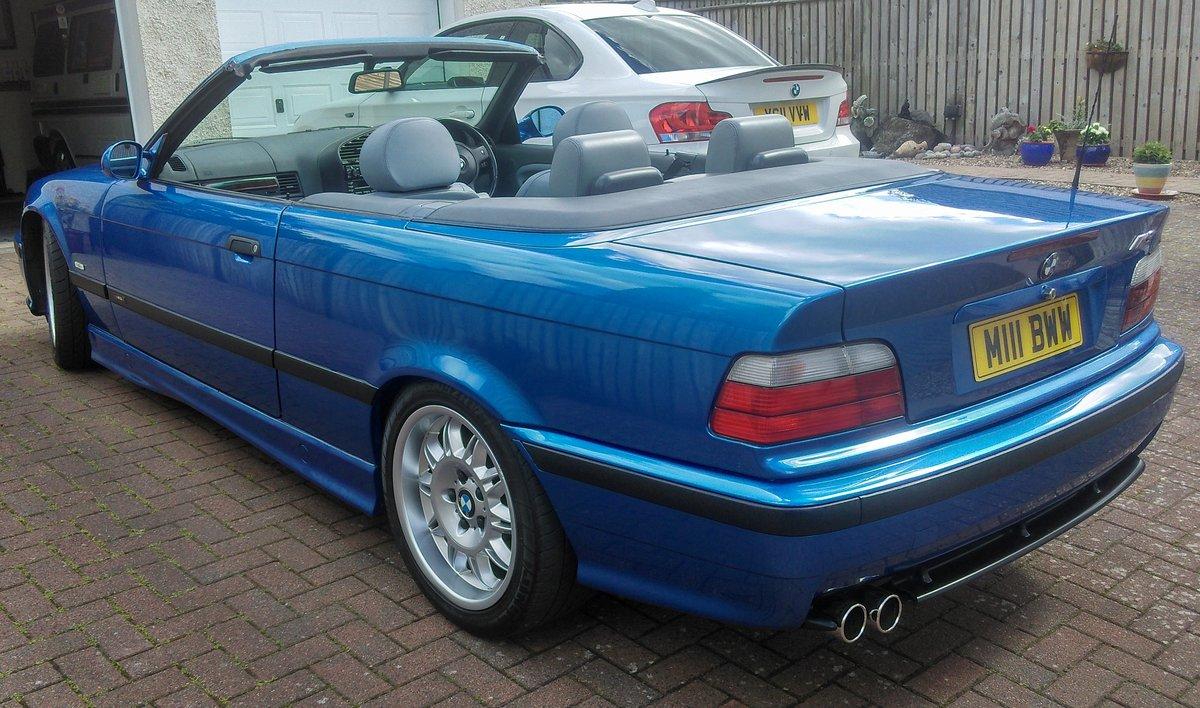1998 BMW E36 M3 EVO For Sale (picture 4 of 6)