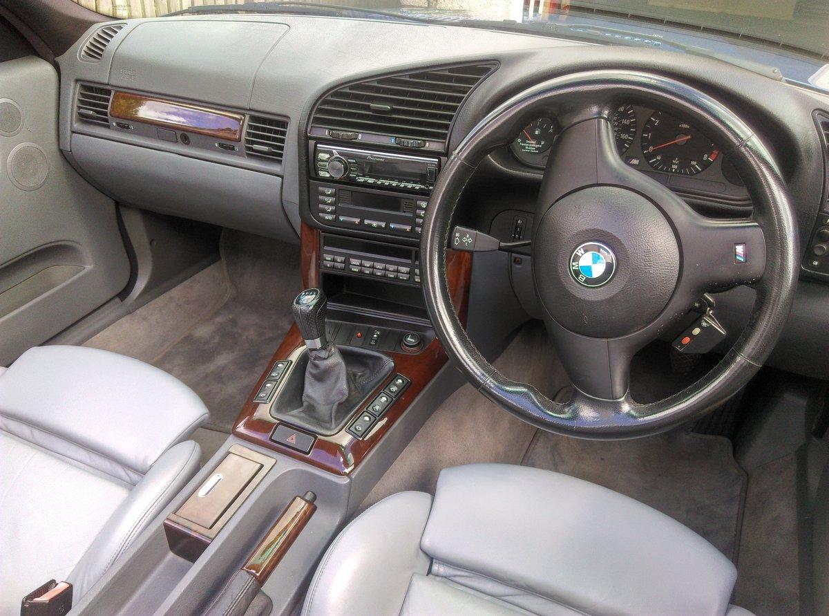 1998 BMW E36 M3 EVO For Sale (picture 5 of 6)